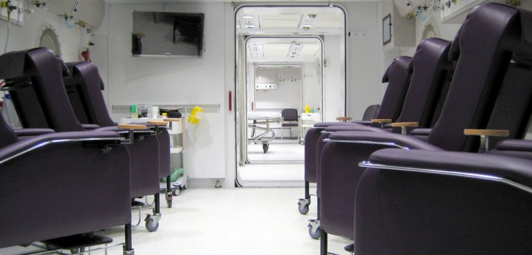 Prince Of Wales Hyperbaric Chambers