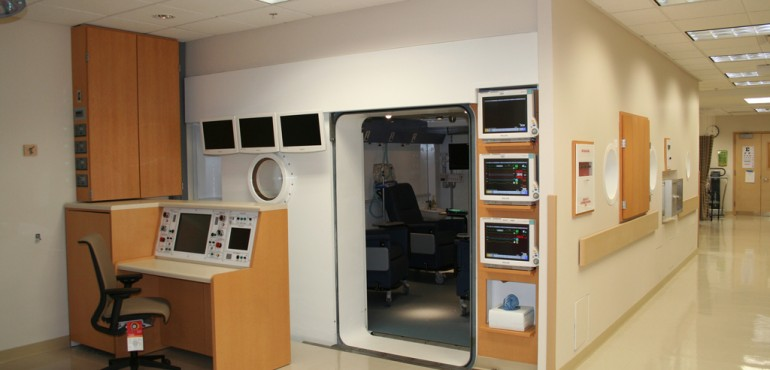 Salt Lake City Hyperbaric Chambers
