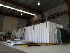 New Royal Adelaide Hyperbaric Chamber